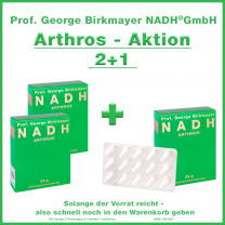 NADH Arthros - Aktion